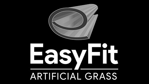 easy fit artificial grass logo