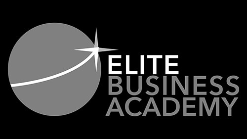 elite business academy logo