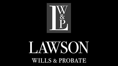 lawson wills & probate logo