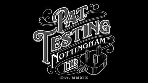 pat testing nottingham logo