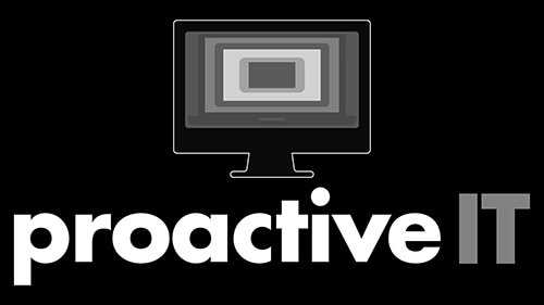 proactive it logo