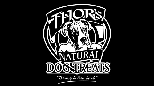 thors natural dog treats logo