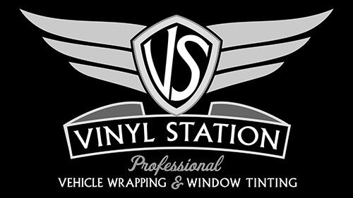 vinyl station logo