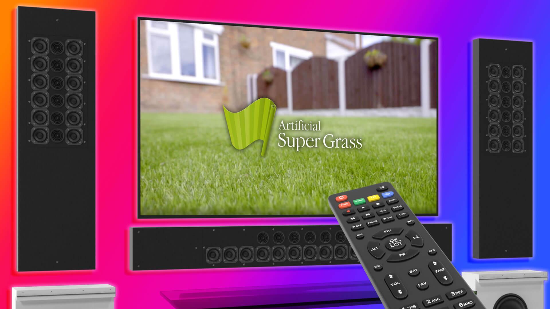 artificial super grass 3