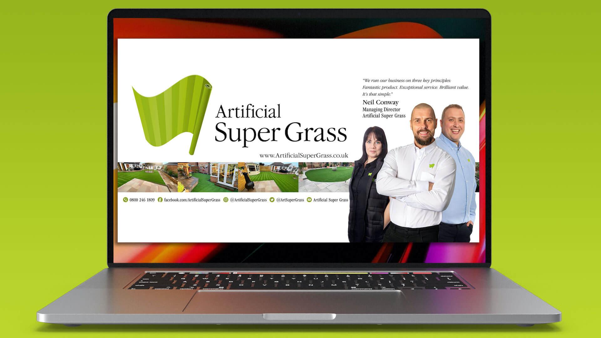 artificial super grass 6