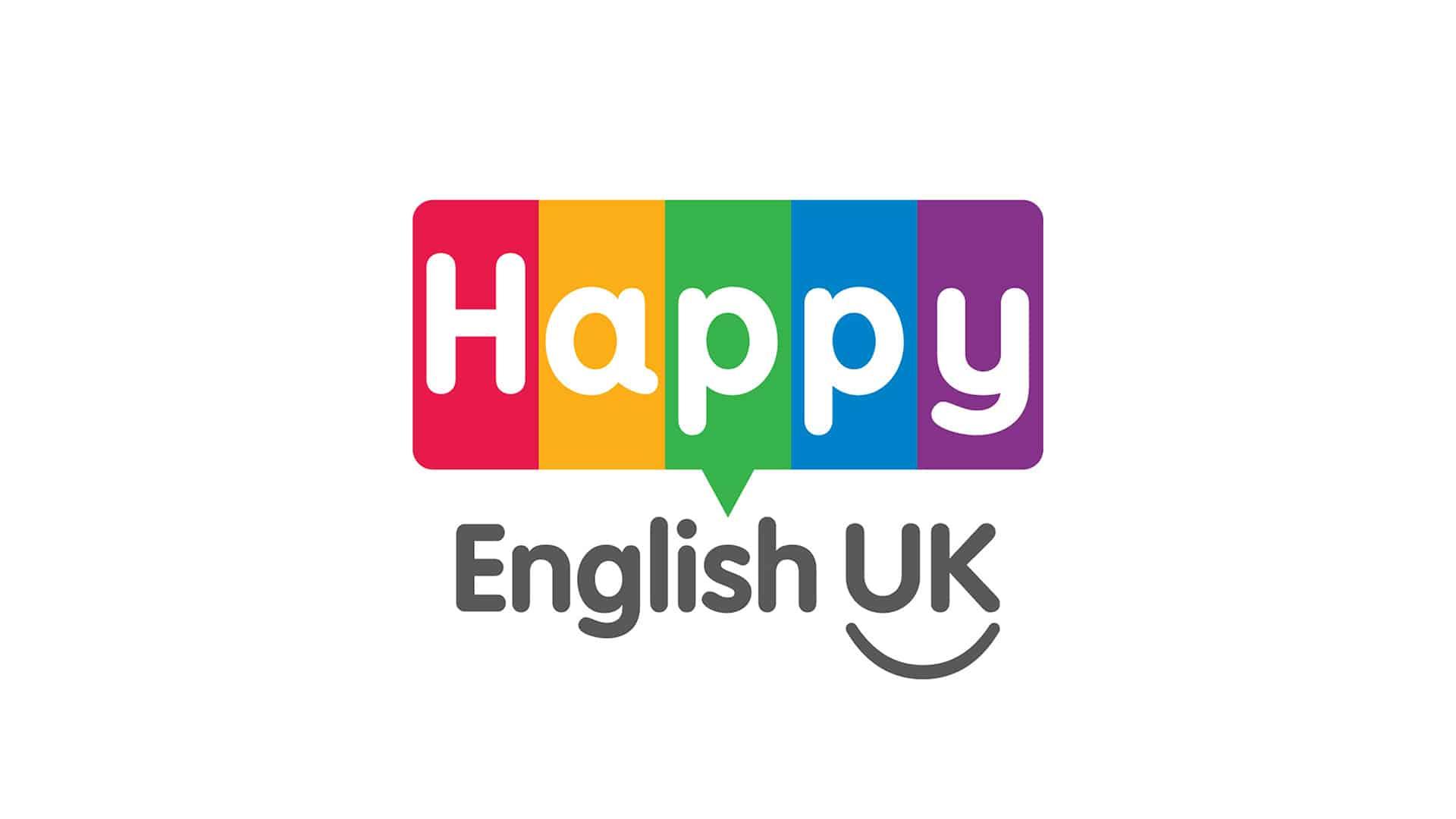 Happy English Image 1