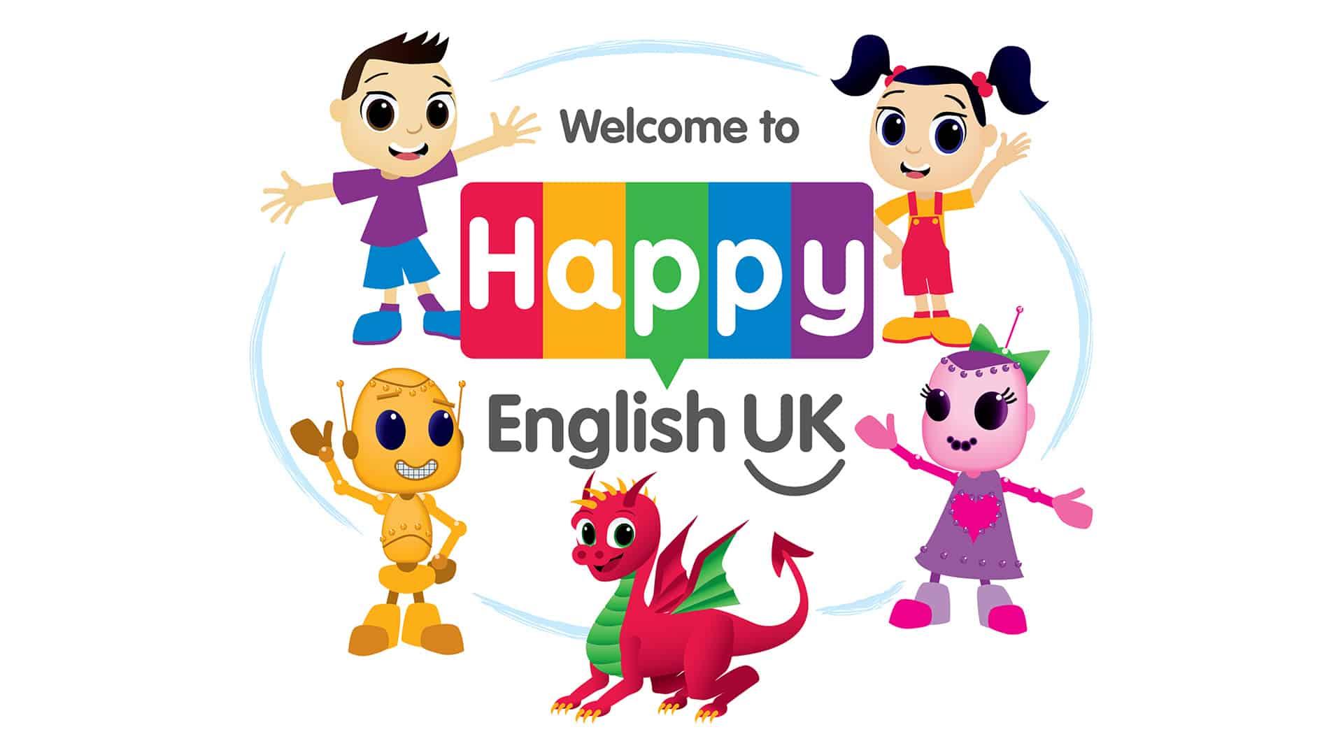 Happy English Image 2