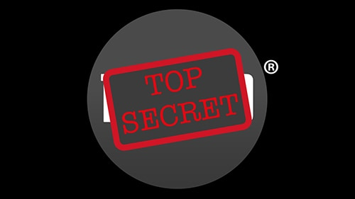 Top Secret Logo Image