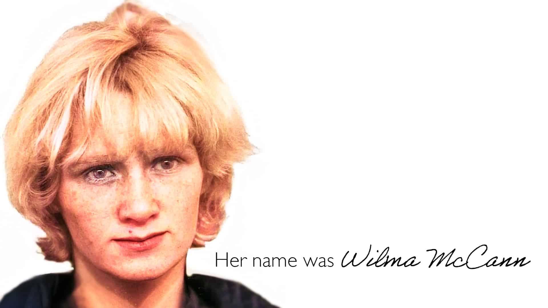 Photograph of Wilma McCann